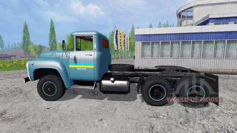 ZIL-G para Farming Simulator 2015