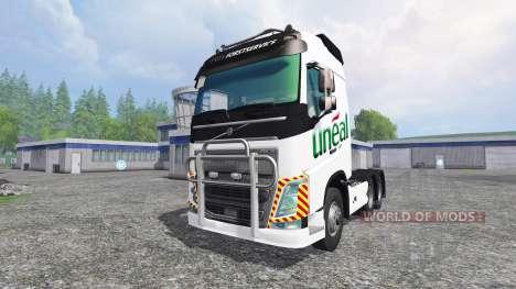 Volvo FH16 2012 [uneal] para Farming Simulator 2015
