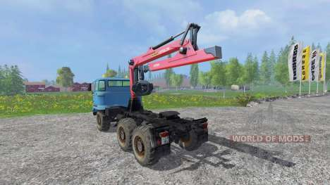 IFA L60 para Farming Simulator 2015