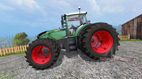 Fendt 1050 Vario [grip] v4.2 para Farming Simulator 2015