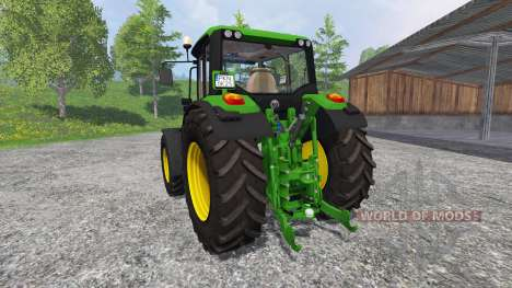 John Deere 6230 para Farming Simulator 2015