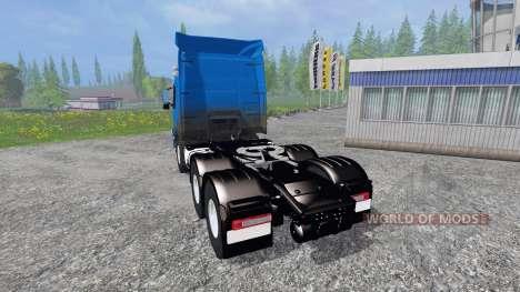Volvo FM13 para Farming Simulator 2015
