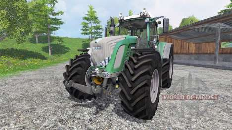 Fendt 939 Vario [washable] para Farming Simulator 2015