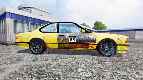 BMW M635CSi (E24) para Farming Simulator 2015