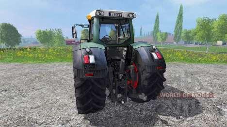 Fendt 936 Vario [washable] para Farming Simulator 2015