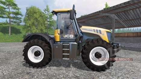 JCB 3230 Fastrac v1.0 para Farming Simulator 2015