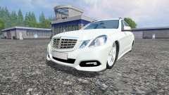 Mercedes-Benz E350 [beta]
