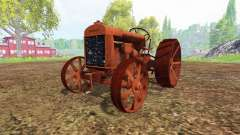 Fordson Model F 1917 [relict]