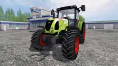 CLAAS Arion 620 [full]