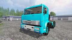 KamAZ-54112 v2.0