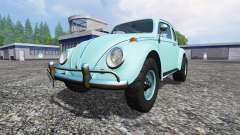 Volkswagen Beetle 1966 v2.0 [buggy]