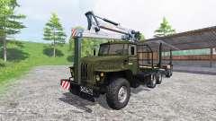 Ural-4320 [madera] v3.0