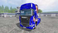 Scania R560 [Lux]