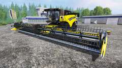 New Holland CR90.75 [Yellow Bull] v2.0