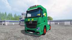 Mercedes-Benz Actros MP4 v2.0 [AguasTenias]