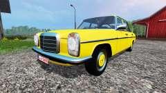Mercedes-Benz 200D (W115) 1973 v1.2