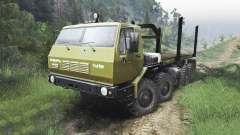 KrAZ-E Siberia [08.11.15] para Spin Tires