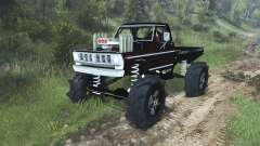 Ford F-100 para Spin Tires