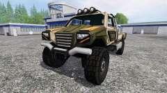 Gekko Utility Vehicle v1.0