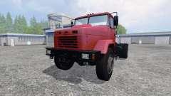 KrAZ-5133 v1.1