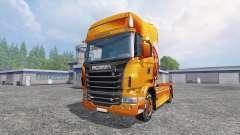Scania R560 [sitting bull]