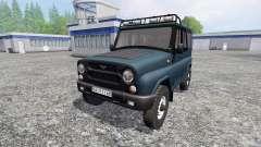 UAZ-315195 hunter v4.0