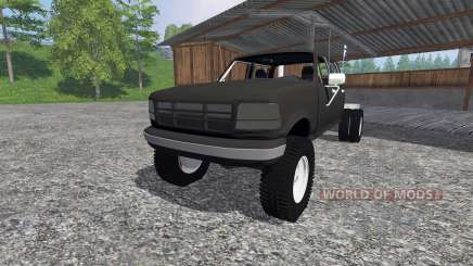 Ford F-150 [superduty semi] para Farming Simulator 2015