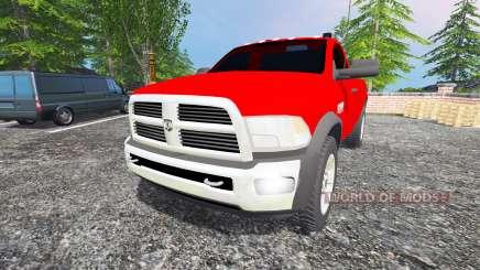 Dodge Ram 2500 2010 para Farming Simulator 2015