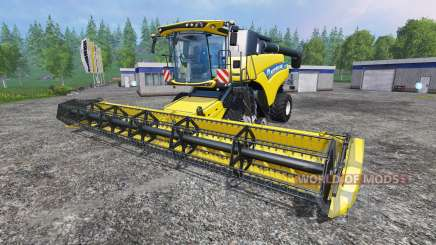 New Holland CR 9090 [SmarTrax] para Farming Simulator 2015