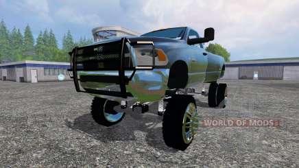 Dodge Ram 3500 [lift] para Farming Simulator 2015