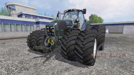 Deutz-Fahr Agrotron 7250 Warrior v4.0 para Farming Simulator 2015