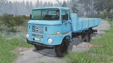IFA W50 [08.11.15] para Spin Tires