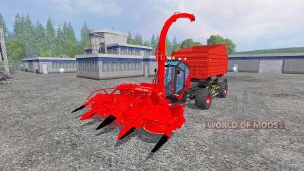 XT 2268 [fronthachsler] para Farming Simulator 2015