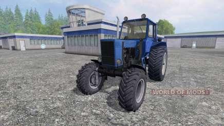 MTZ-82 Turbo v2.0 para Farming Simulator 2015