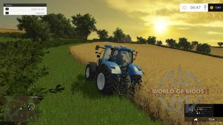 Coldborough Park Farm 2015 v1.2 para Farming Simulator 2015