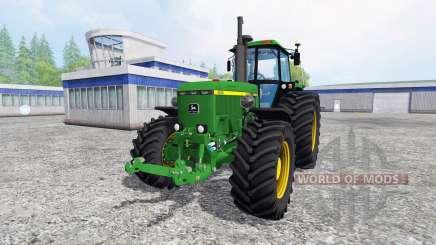 John Deere 4455 4WD para Farming Simulator 2015