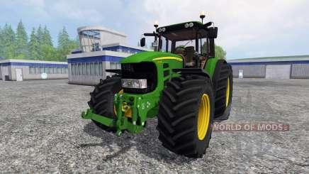 John Deere 7530 Premium v3.0 para Farming Simulator 2015