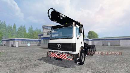 Mercedes-Benz SK [forest] para Farming Simulator 2015