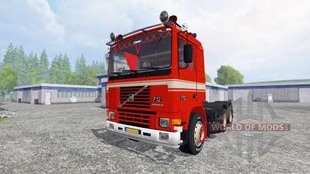 Volvo F12 v1.1 para Farming Simulator 2015