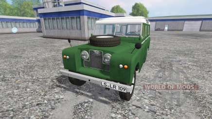 Land Rover Series IIa Station Wagon para Farming Simulator 2015