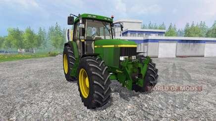 John Deere 6810 v1.0 para Farming Simulator 2015
