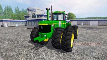 John Deere 8440 v1.1 para Farming Simulator 2015