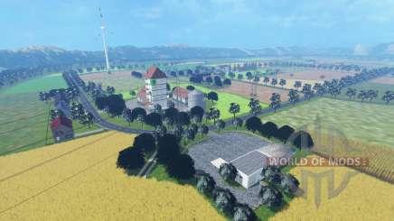 Langenfeld para Farming Simulator 2015