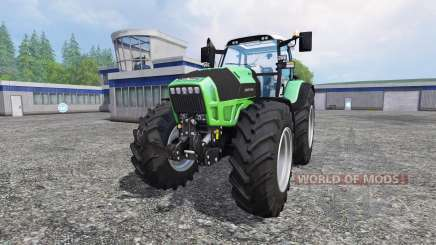 Deutz-Fahr Agrotron L730 v1.1 para Farming Simulator 2015