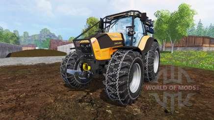 Deutz-Fahr Agrotron 7250 TTV [forestry] v1.2 para Farming Simulator 2015