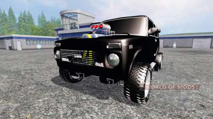 VAZ-21214 Niva para Farming Simulator 2015