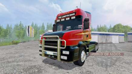 Scania T164 para Farming Simulator 2015