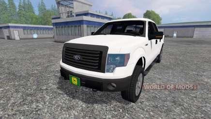 Ford F-150 2010 para Farming Simulator 2015