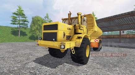 K-700 [dump truck] para Farming Simulator 2015