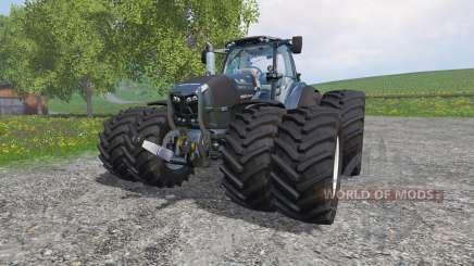 Deutz-Fahr Agrotron 7250 Warrior v3.0 para Farming Simulator 2015